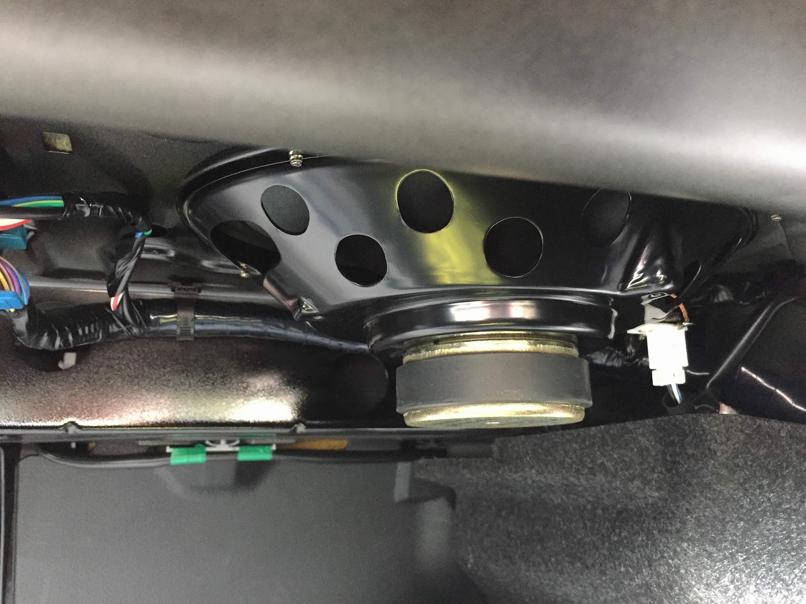 Bose® Sound System for Mazda RX-8