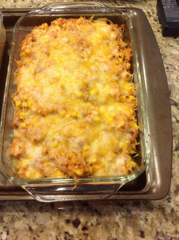 Cool at least 10 minutes to set. Cut into 6 servings. If desired, top...