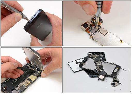 Sửa iPhone 6, 6 Plus, 6s, 6s Plus mất rung lấy ngay