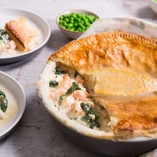 Smoked Fish Pie With Pastry Recipes