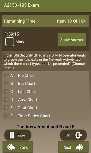 CT A2150-195 IBM Exam APK | APKPure ai