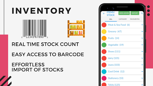 Free POS for Billing, Inventory & Online Orders 2.11 Screenshots 21