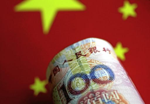 Yuan se gly verby sleutelvlak 'laat die mark toe om stoom af te laat'