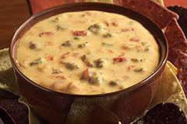 Spicy Cheese And Meat Dip Recipe