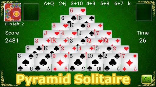 Solitaire 6 in 1  screenshots 9
