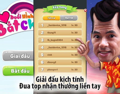 玩免費拼字APP|下載Đuổi Hình Bắt Chữ - Xuân Bắc app不用錢|硬是要APP