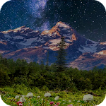 Mountain Flowers Pro Live Wallpaper 1.2.0 (Paid)