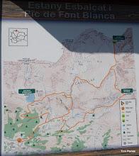 Photo: Tornarem per l'itinerari entre l'Estany Esbalçat i la Pleta de Castellar pel Comís Vell