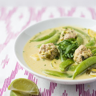 Nigella Lawson's Thai Turkey Meatballs