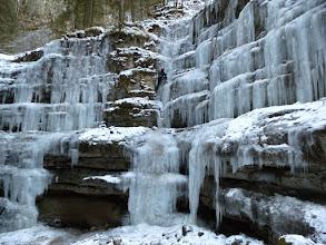 Photo: ottima palestra di ghiaccio e dry tooling
