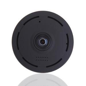 Mini camera Cloud IP Wireless: unghi 360 grade si urmarire live prin aplicatie