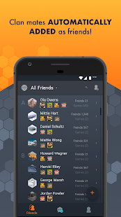 ClanPlay: Chat for Gamers supports Clash of Clans- screenshot thumbnail