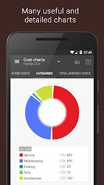 Fuelio: Fuel log & costs Screenshot 7