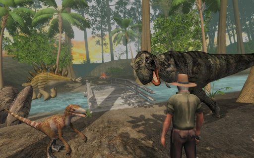 Dinosaur Safari: Online Evolution filehippodl screenshot 22