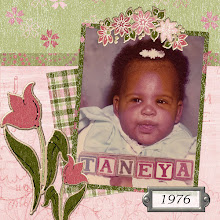 Photo: Quick Page is called Spring Tulips by Jennie Papai.  Picture of me from when I was about 9 months old.