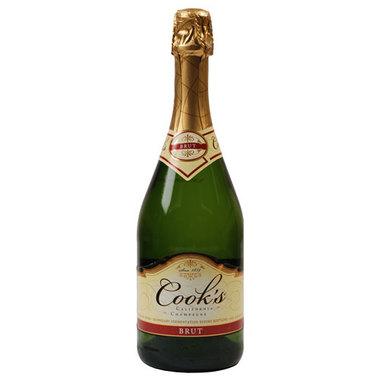 Logo for Cook's Brut Sparkling Wine