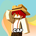 Cap Skin for Minecraft