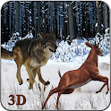 Angry Loup Jungle 3D icon