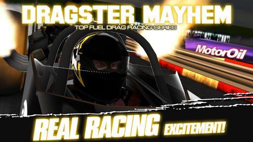 Dragster Mayhem - Top Fuel Sim 1.13 screenshots 11