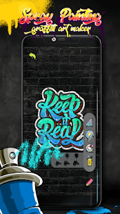 Download Spray Painting - Graffiti Art Maker For PC Windows and Mac apk screenshot 4