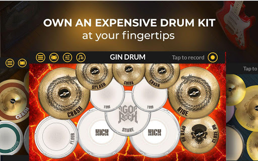 Drums Pro 2020 - The Complete Simulator Drum Kit 2.2.2 screenshots 2