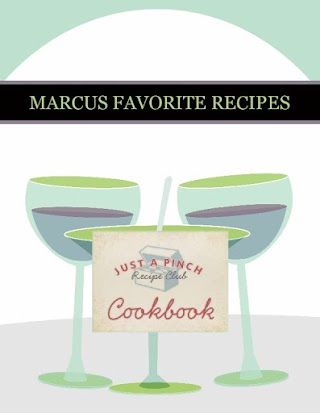 MARCUS FAVORITE RECIPES