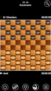 Draughts Pro- screenshot thumbnail