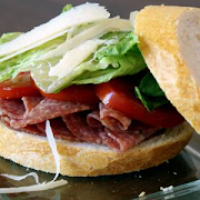 Genoa Salami Sandwich
