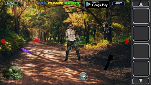 Zombie Savage Escape screenshots 3