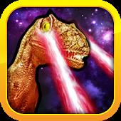 Laser Raptor Attack