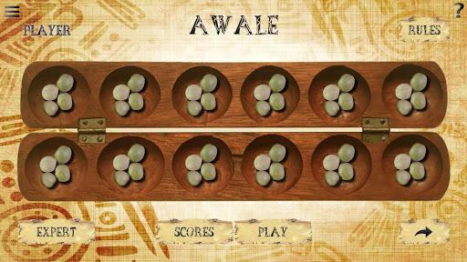 Awale Online - Oware Awari apkpoly screenshots 14