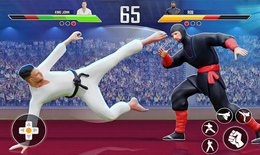 Kung Fu Fight Arena: Karate King Fighting Games modavailable screenshots 3