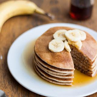 Naturally Sweetened Spelt Pancakes Recipe