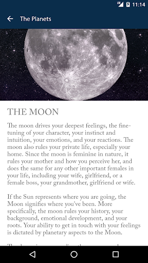 Daily Horoscope Astrology Zone by Susan Miller - screenshot