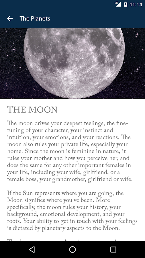 Susan Miller's Astrology Zone- screenshot