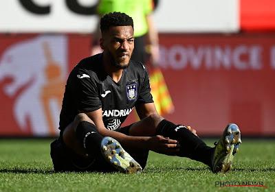 Anderlecht doit se passer d'un élément essentiel en défense pour le match de coupe contre le Cercle