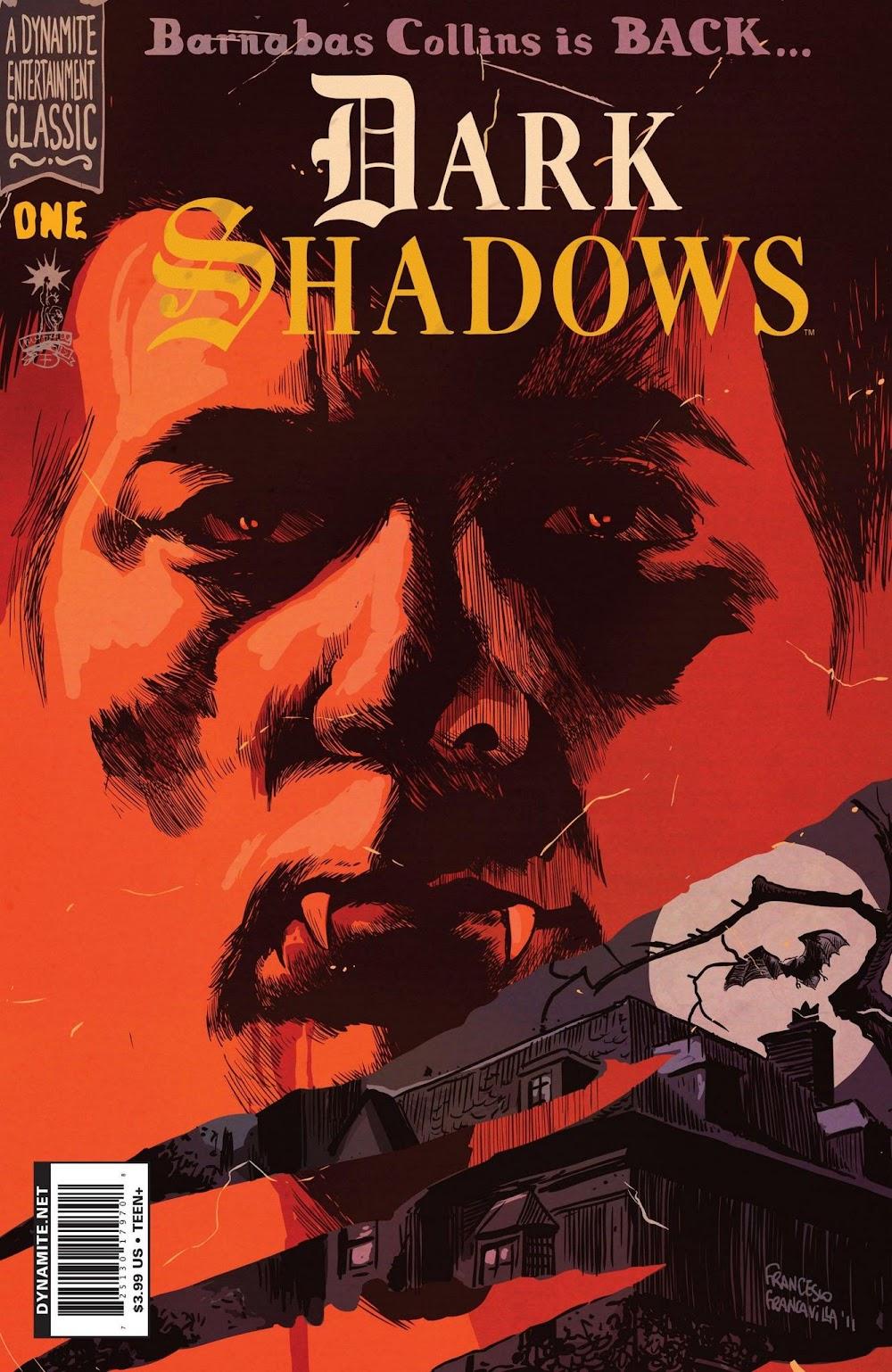 Dark Shadows (2011) - complete