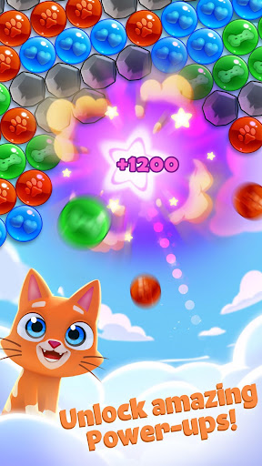 Pet Paradise - Bubble Pop  screenshots 2