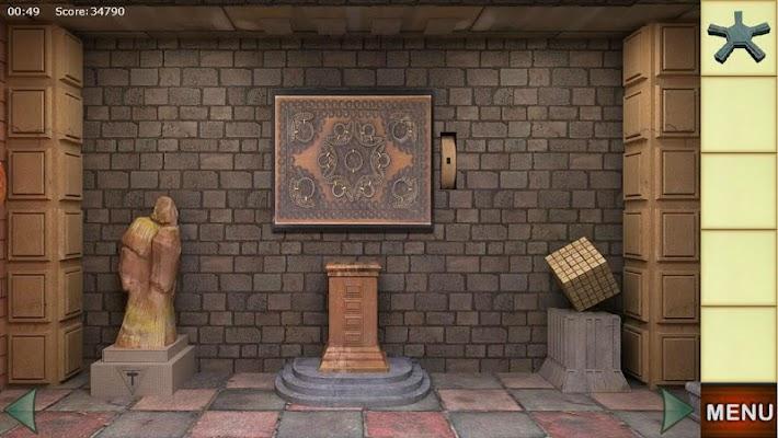 Dark Angel Palace Escape - screenshot
