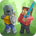 Planet of Cubes Survival Games icon