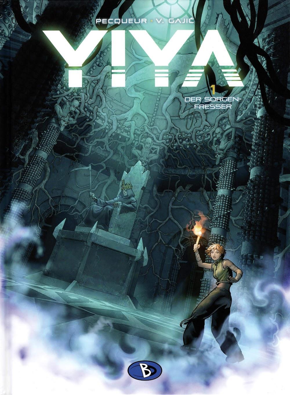 Yiya (2016) - komplett