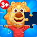 Puzzle Kids - Animals Shapes and Jigsaw Puzzles - Androidアプリ