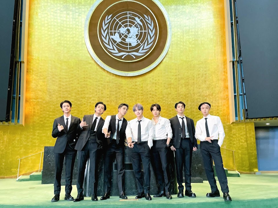 bts united nations headquarters