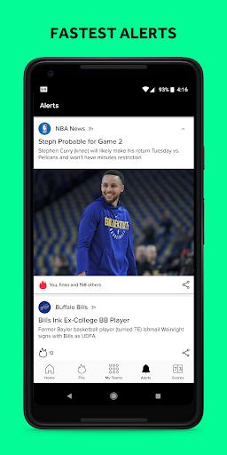 Bleacher Report: sports news, scores, & highlights Screenshot