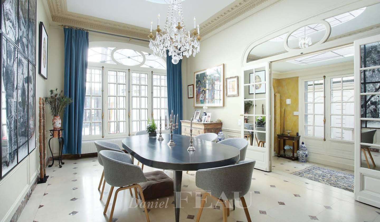 Maison Paris 8ème