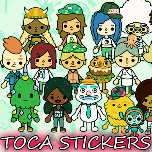 Stickers for Toca life file APK for Gaming PC/PS3/PS4 Smart TV