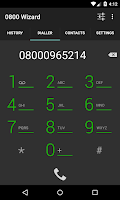 Screenshot of 0800 Wizard