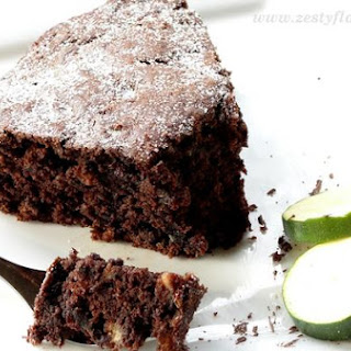 Chocolate Banana Zucchini Cake