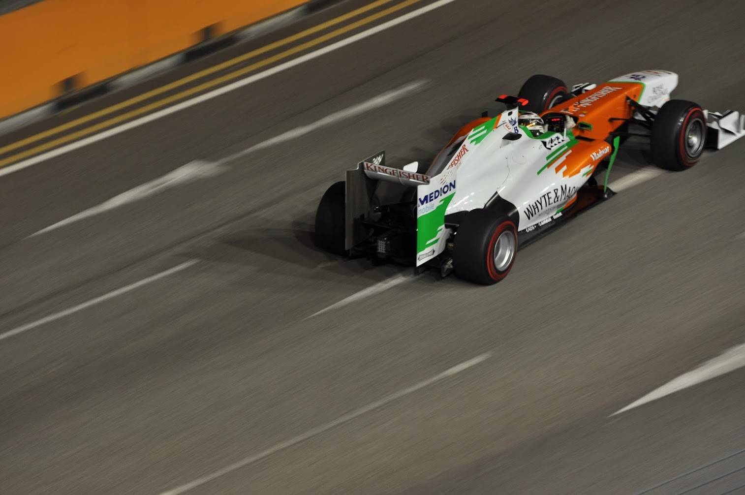 Adrian Sutil Force India