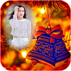 Bell Of Christmas Photo Frames icon
